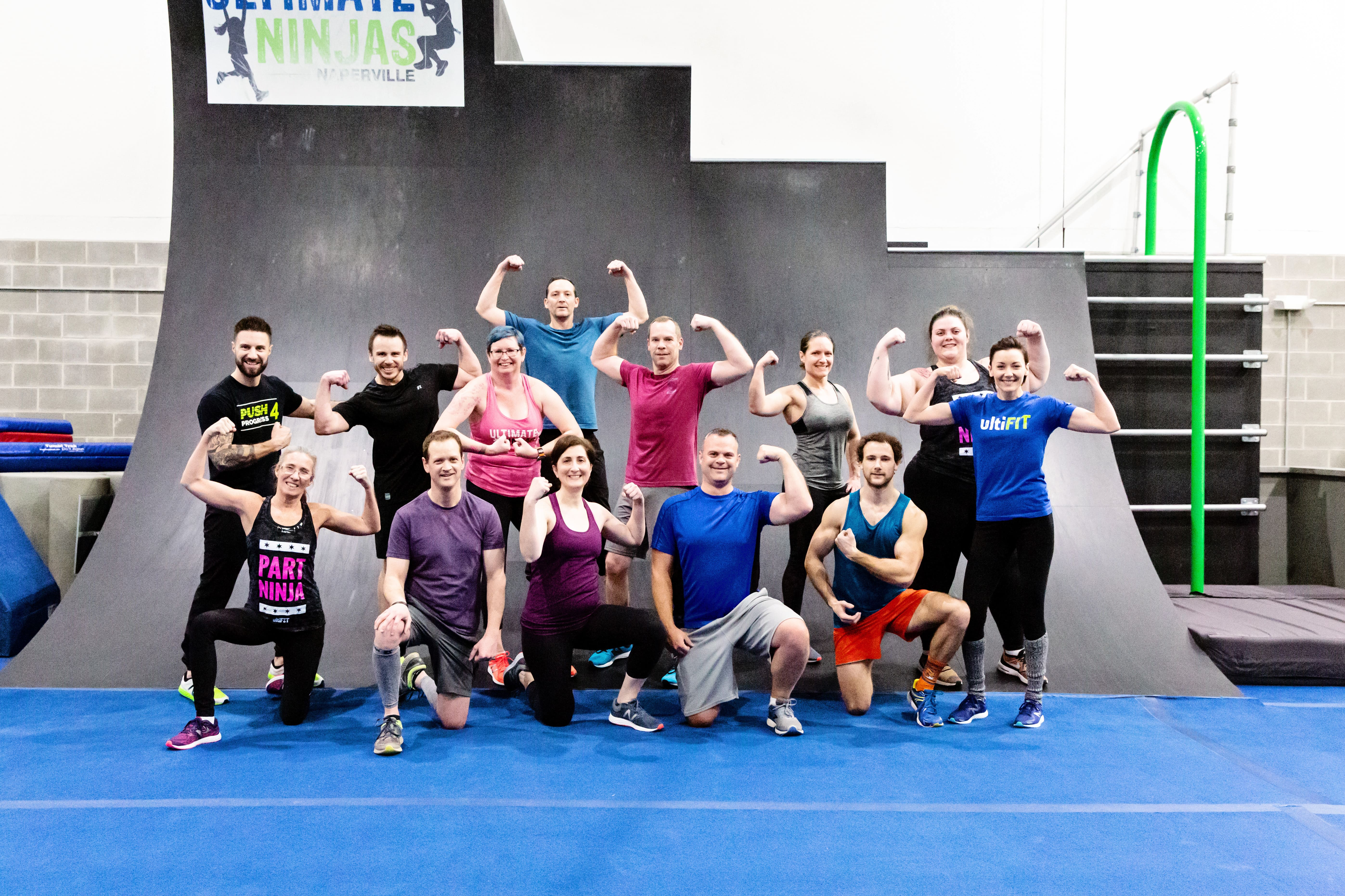 Personal Group Training Chicago